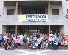 L'Associació Cultural Terres del Marquesat visita la vila de Térmens