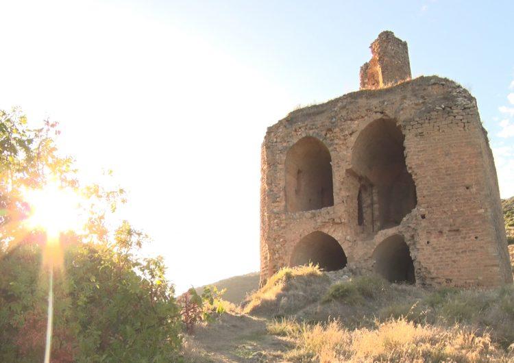 La Diputació de Lleida restaura el Castell d'Alòs de Balaguer