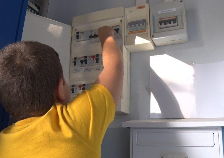 Vaga energètica a l'Escola Salvador Espriu