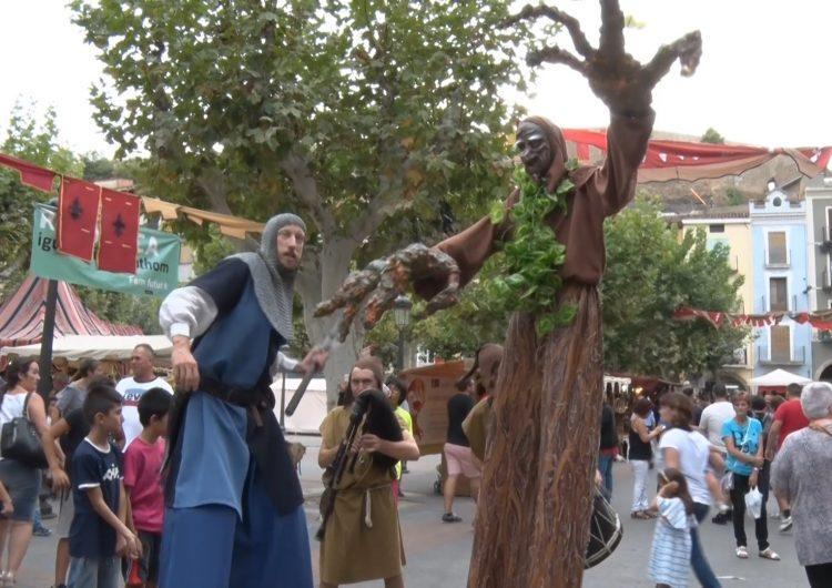 Balaguer celebra la festa de l'Harpia amb un ampli programa d'actes