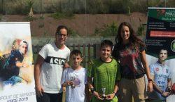 El balaguerí Iker Castillo i Gerard Navas, sotscampions en categoria…