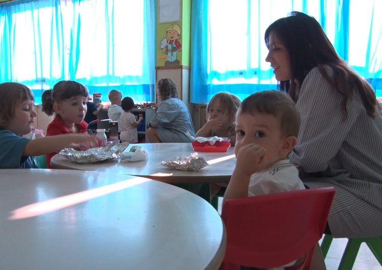Les llars d'infants comencen el curs escolar 2019-2020