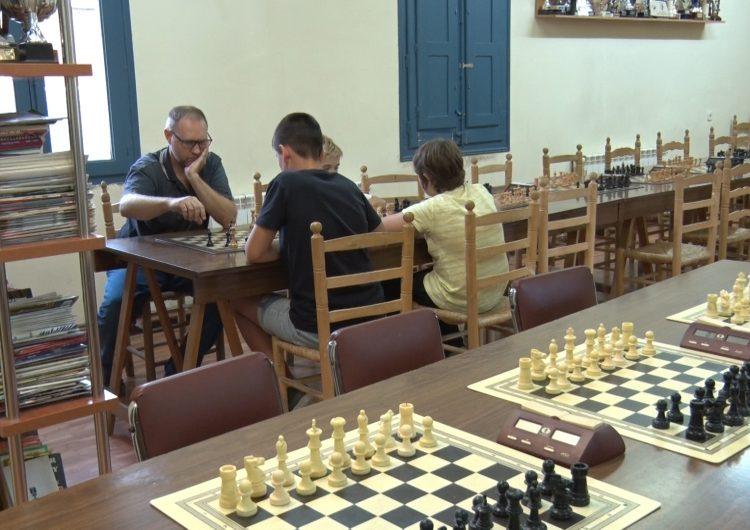 El Pavelló Meritxell Serret acull aquest diumenge el 27è Open d'Escacs de Vallfogona de Balaguer