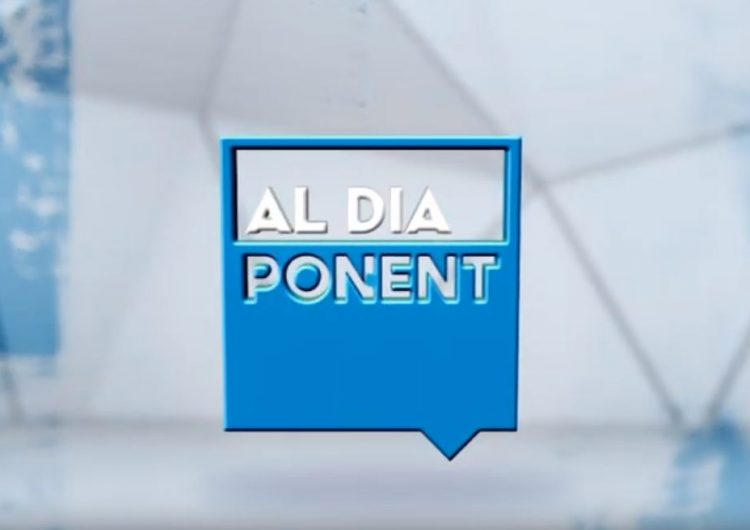 AL DIA PONENT 25/09/2019