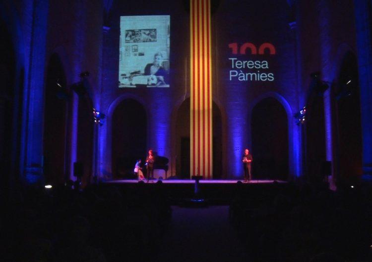 La cultura protagonitza l'acte institucional de la Diada Nacional de Catalunya de Balaguer