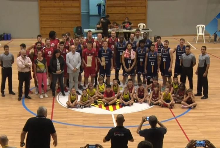 El CasadeMont Zaragoza s'imposa al Morabanc Andorra en el partit disputat al Pavelló 1r d'Octubre