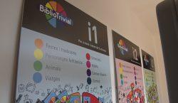 S'acaba la segona edició del Bibliotrivial amb bona acollida entre…