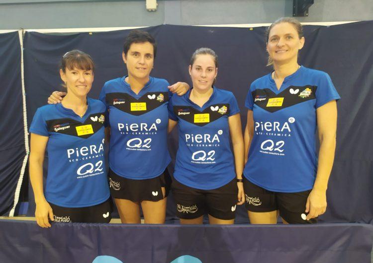 El CTT Balaguer s'anota la primera victòria de la temporada