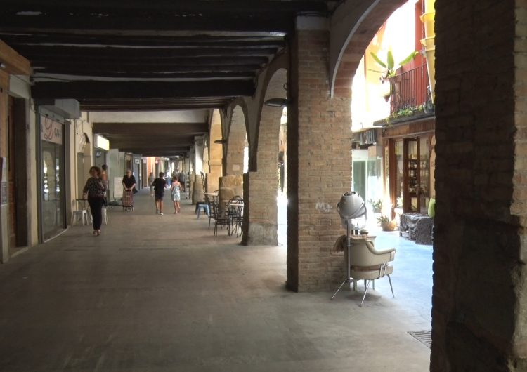L'Ajuntament de Balaguer canviarà l'enllumenat del carrer d'Avall