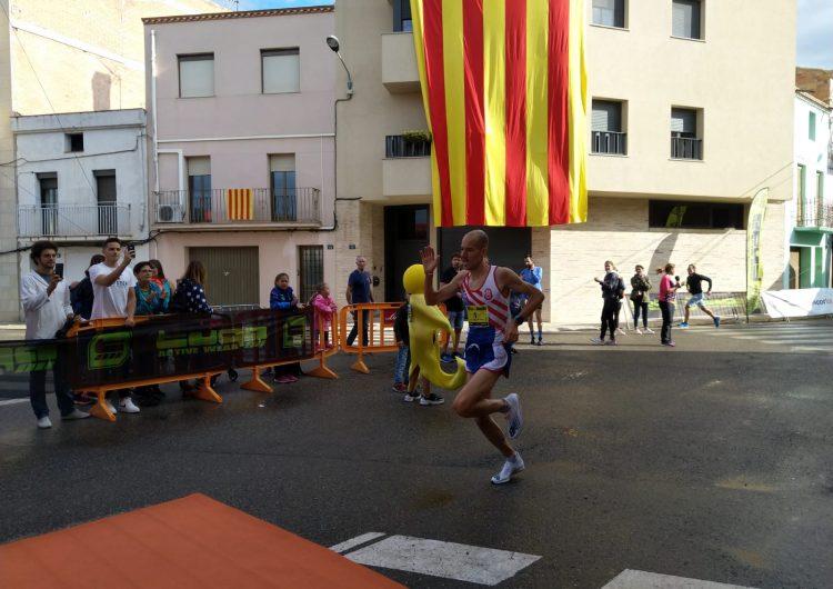 Pol Guillén i Eva Ribalta repeteixen victòria a la Cursa de la Diada de Térmens