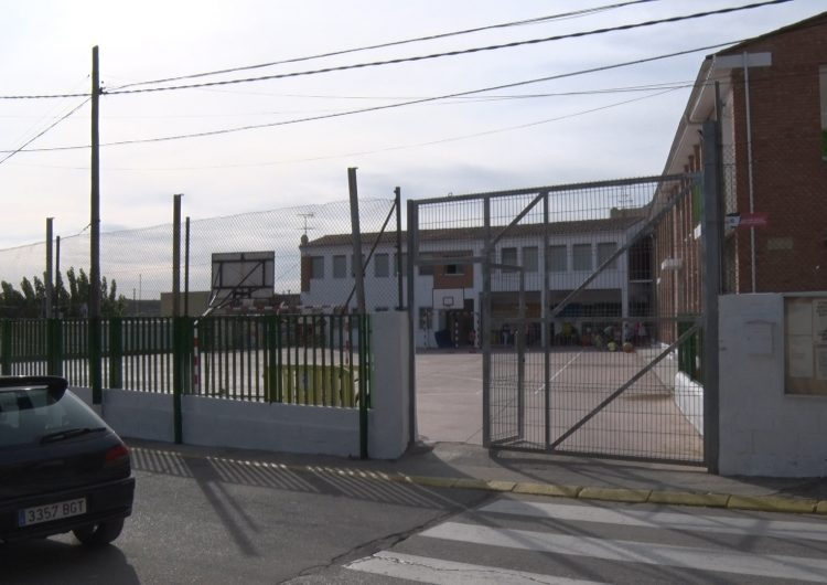 L'escola Àlber d'Albesa començarà el curs reclamant la construcció d'un nou centre educatiu