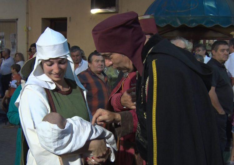 El naixement del rei Pere III El Cerimoniós protagonitza la 9a edició de la festa medieval de Balaguer