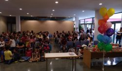 La Biblioteca Margarida de Monferrat celebra la festa de cloenda…