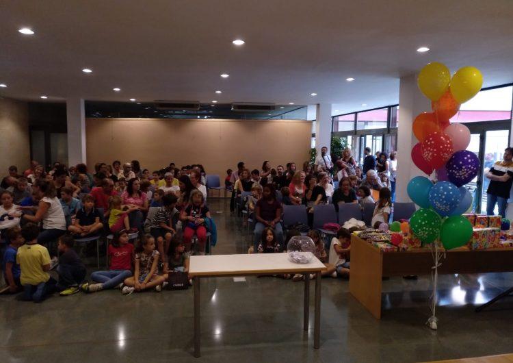 La Biblioteca Margarida de Monferrat celebra la festa de cloenda del Biblotrivial