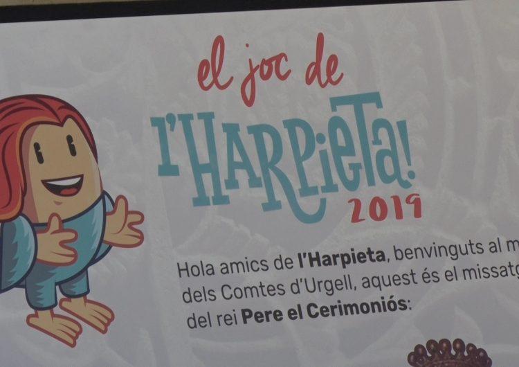 El Museu de la Noguera i els comerços del centre històric organitzen la segona edició del joc de l'Harpieta