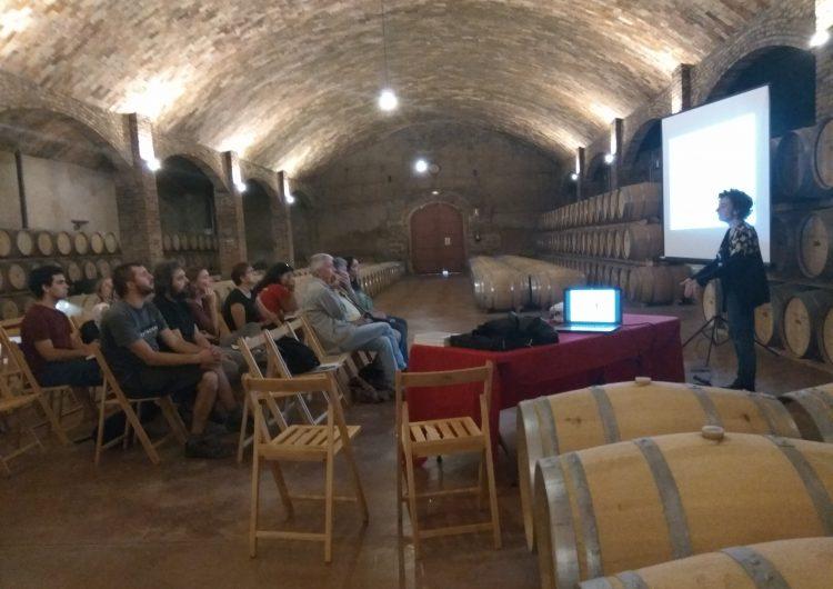 20è Curs d'arquitectura popular de reparació de murs de terra d'edificacions al Castell del Remei