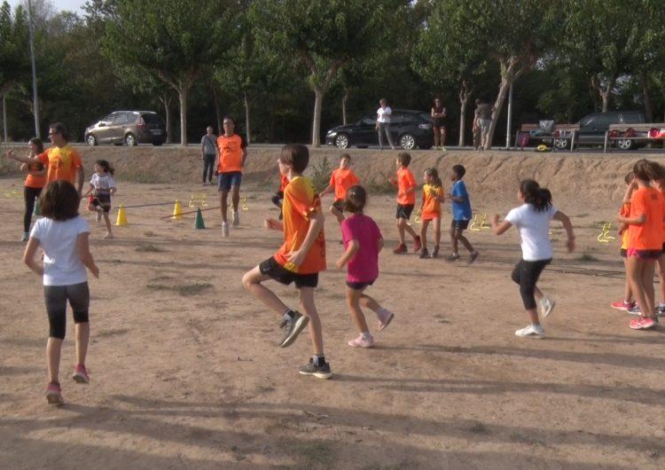 L'Escola d'Atletisme i Triatló de Balaguer inicia els entrenaments de la temporada 2019-2020