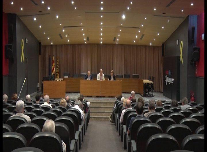La Jornada d'Estudis rei Pere el Cerimoniós dona el tret de sortida a la Festa Medieval Harpia de Balaguer