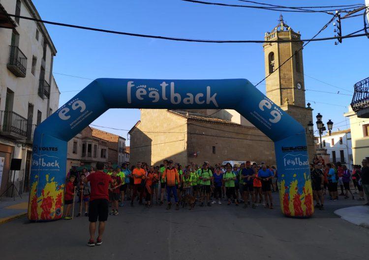 200 participants a la Marxa de l'Esparver Cendrós de Bellcaire d'Urgell