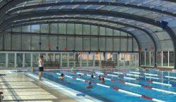 Arrenca la temporada d'hivern a la piscina coberta de Balaguer