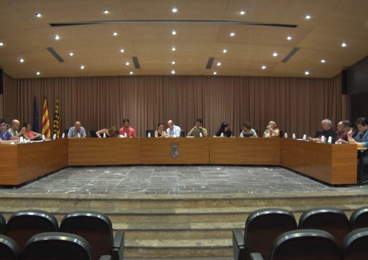 L'equip de govern de la Paeria de Balaguer porta diverses obres a aprovació en el ple municipal de setembre