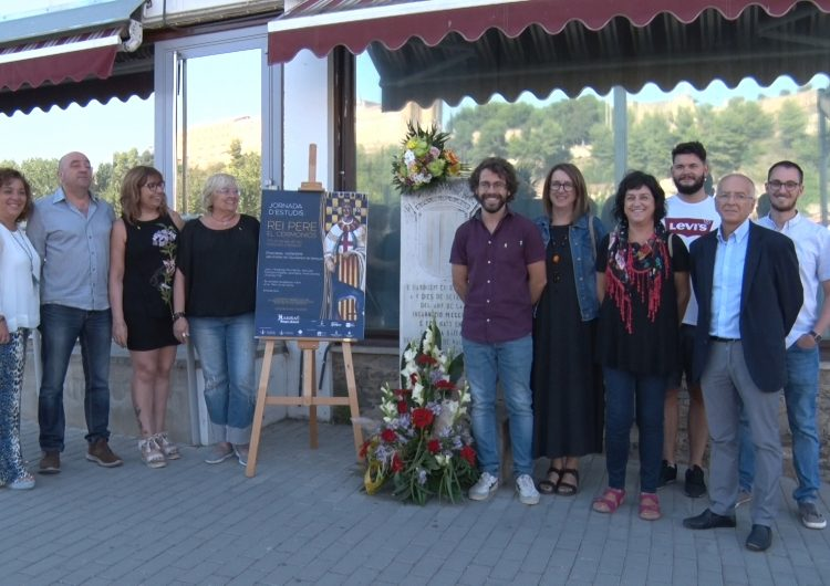 L'Ajuntament de Balaguer presenta la I Jornada rei Pere el Cerimoniós