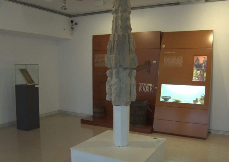 El Museu Comarcal adquireix una talla que representa una santa pertinent al Comtat d'Urgell