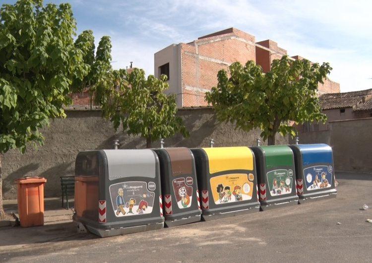 Térmens instal·larà càmeres a les illes de reciclatge per evitar comportaments incívics