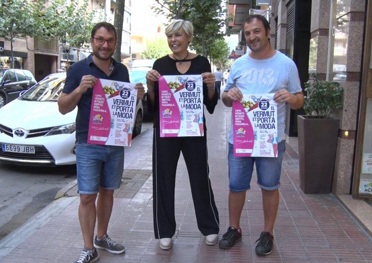 """L'Associació de Comerciants de Balaguer organitza """"El vermut et porta la moda"""""""