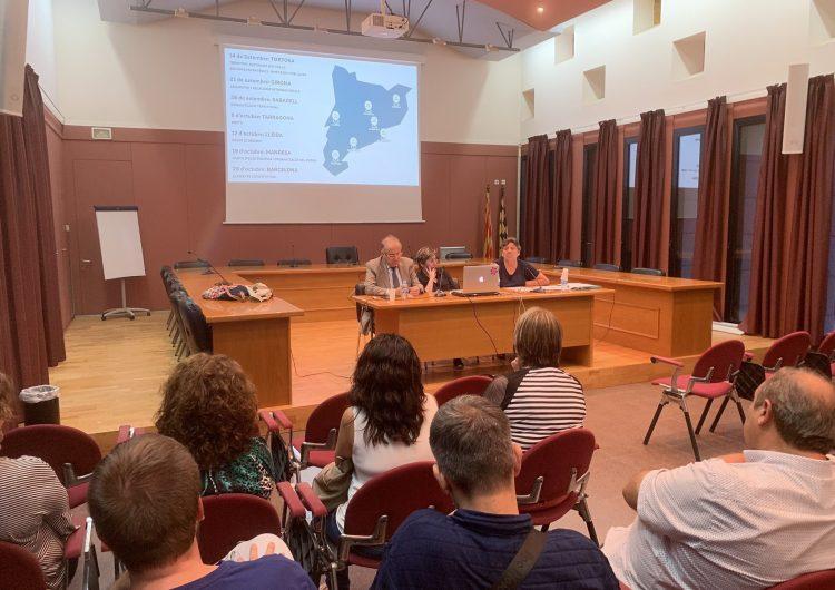 Presentació del Debat Constituent a Balaguer