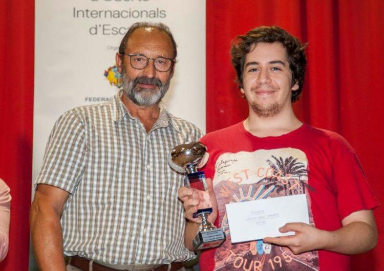 Vallfogona de Balaguer aplega 125 jugadors durant la 27a edició de l'Open d'Escacs