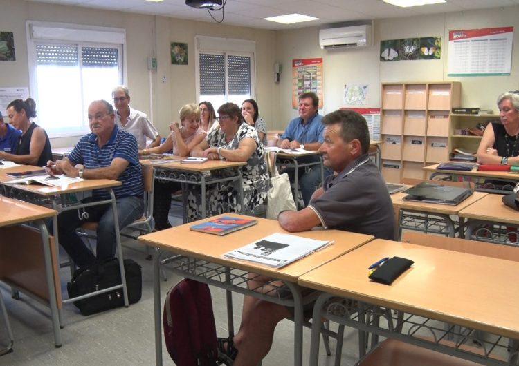 L'Escola d'Adults de Balaguer comença el curs amb 300 alumnes matriculats