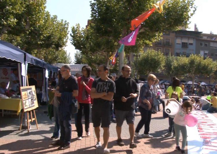 La Fira d'Entitats de Balaguer i la Noguera arriba aquest diumenge amb un gir en el disseny i amb més activitats participatives