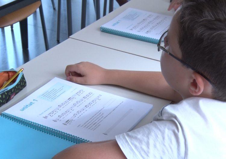 L'Escola Municipal de Música de Balaguer inicia el curs amb nous projectes