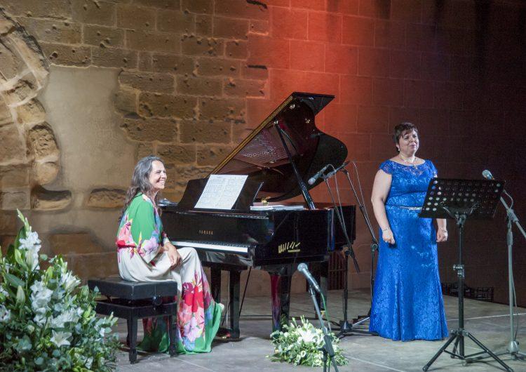 Balaguer celebrarà el Dia Internacional de la Gent Gran amb un concert de Marta Mesalles i Eva Ruiz al Teatre Municipal