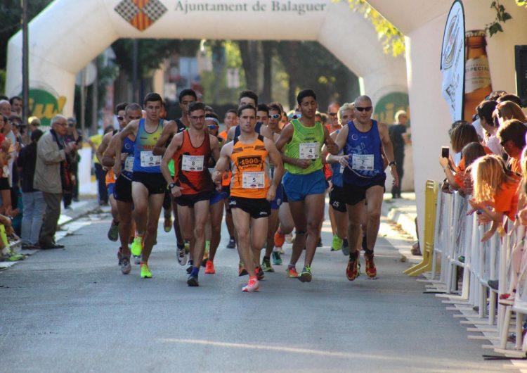 Tres clubs de Balaguer assumeixen l'organització de la Milla Urbana de la ciutat