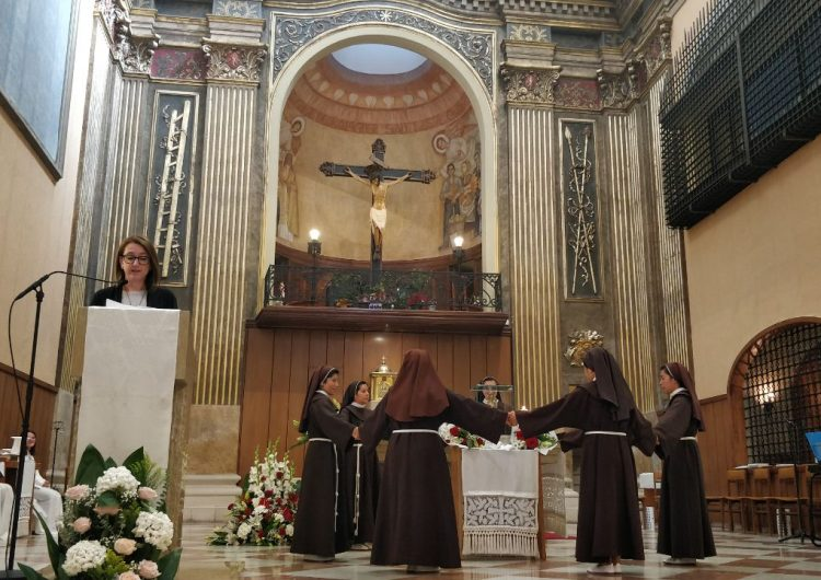 Balaguer celebra la missa en honor a la Mare de Déu d'Almatà