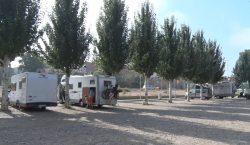 La CHE no autoritza pernoctar al nou pàrquing d'autocaravanes de…