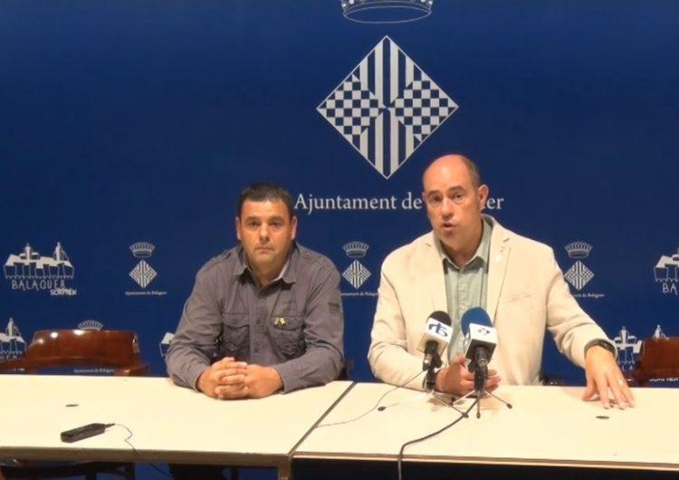 El Consell Comarcal de la Noguera i l'Ajuntament de Balaguer denunciaran l'arrencada de pancartes