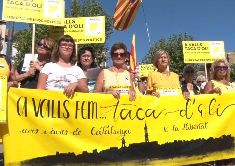 """""""La Taca d'Oli d'Avis i Àvies per la Llibertat"""" es reuneix a Balaguer"""