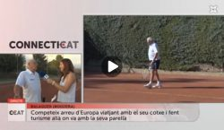 Connecti.cat: Antonio Carreño, millor tennista major de 80 anys de…