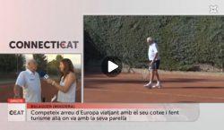 Connecti.cat: Antonio Carreño, millor tennista major de 80 anys de…
