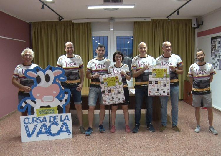 La Cursa de la Vaca de Vallfogona de Balaguer tanca inscripcions amb 400 atletes