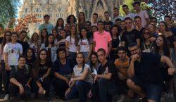 Una quarantena d'alumnes de l'Escola Vedruna participaran als programes europeus…