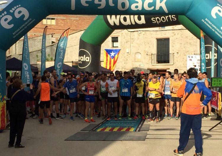 La 4a Cursa del Dúgol d'Algerri aplega 300 atletes