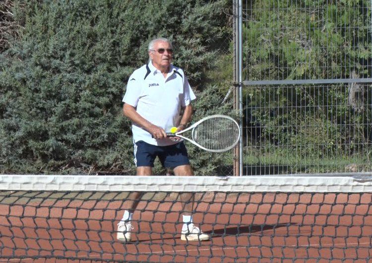 Antonio Carreño s'ha proclamat campió de Catalunya de tennis en la seva categoria d'edat