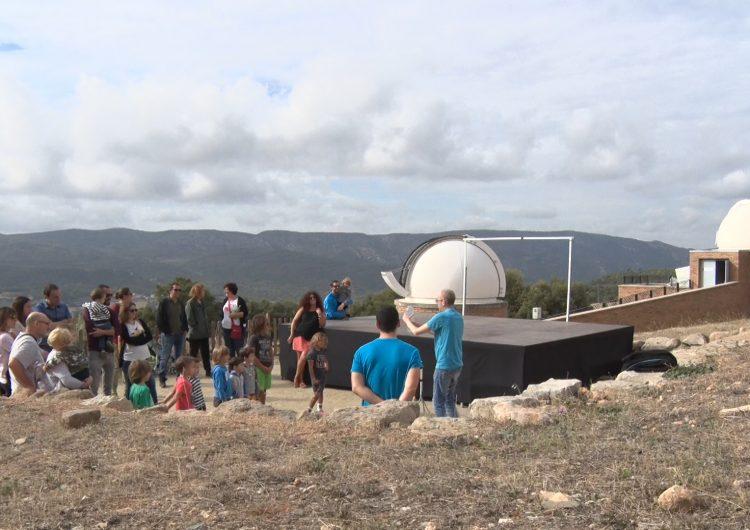 El COU celebra la 6a edició del Festival d'Astronomia del Montsec amb entrades exhaurides