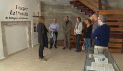 Balaguer celebra les Jornades Europees de Patrimoni amb una visita…