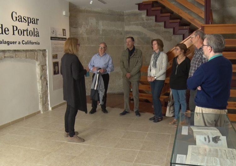 Balaguer celebra les Jornades Europees de Patrimoni amb una visita a l'Espai Portolà