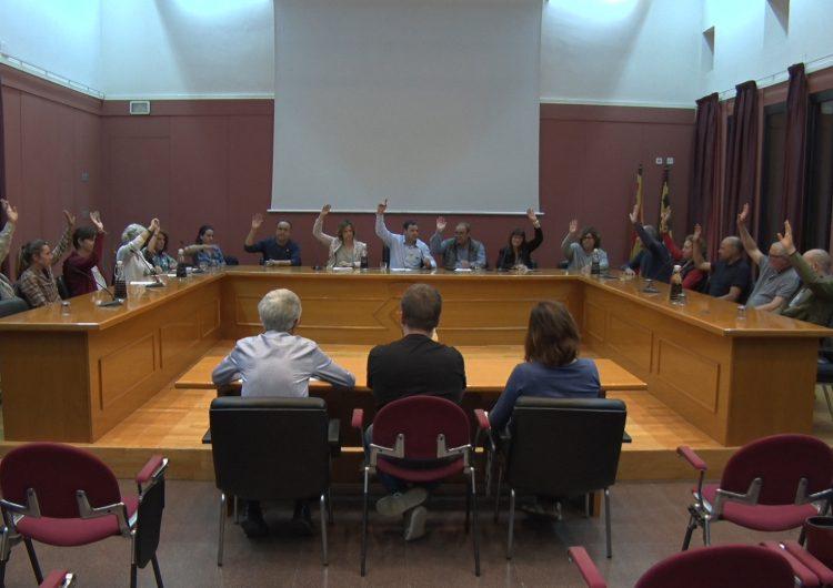 El ple del Consell Comarcal de la Noguera aprova la moció de rebuig a la sentència del procés